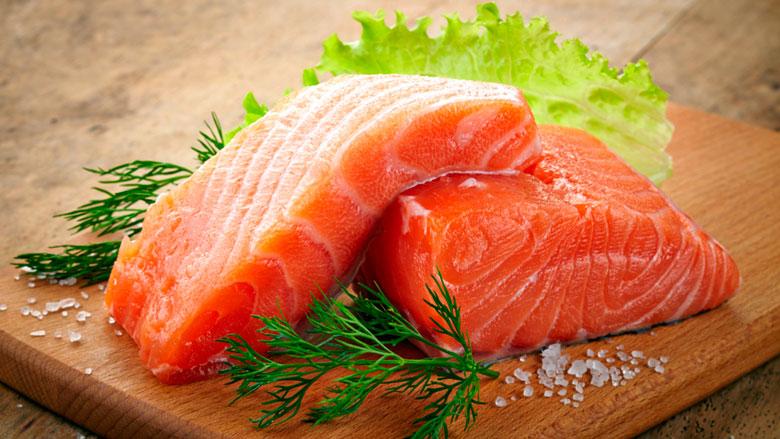 Рыба помогает сжигать жир