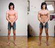 Трансформация тела при наборе веса