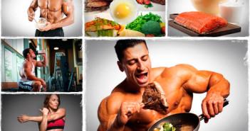 Потребление белка