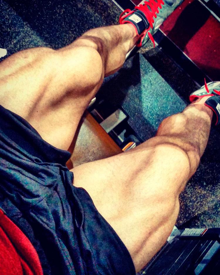 Ноги качка
