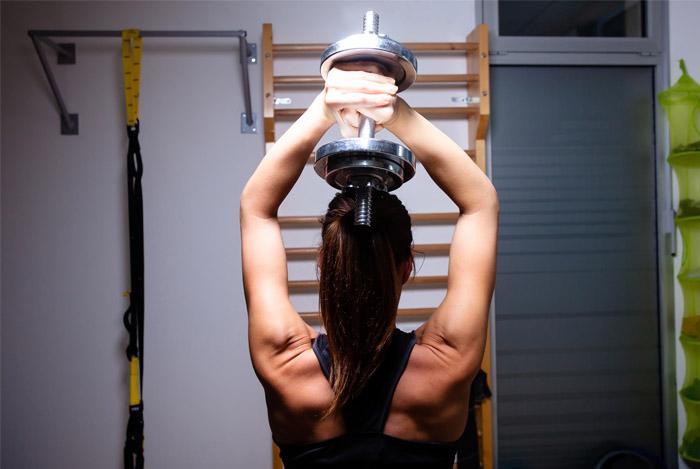 Тренировки с весом