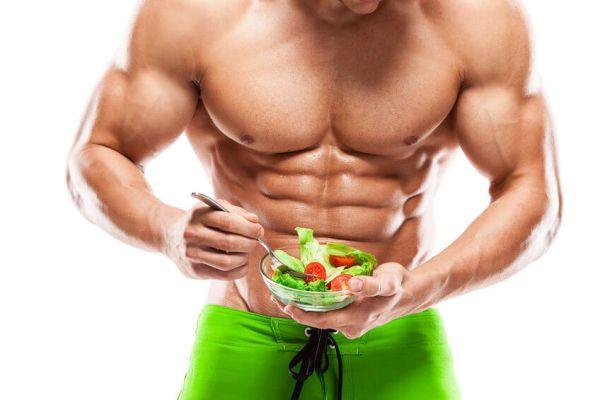 Правильное питание для увеличения уровня тестостерона