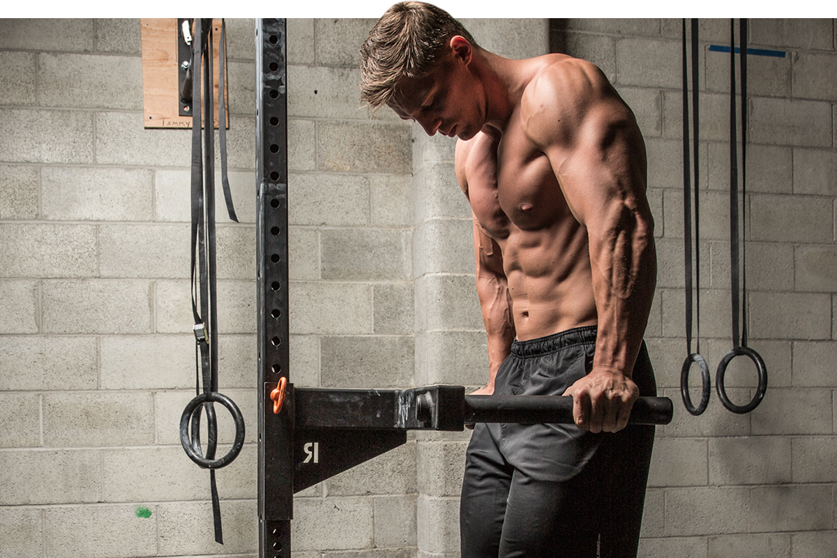 Тренировка на рельеф для мужчин