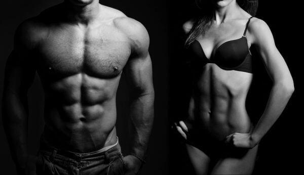 Тренировка всех мышц тела