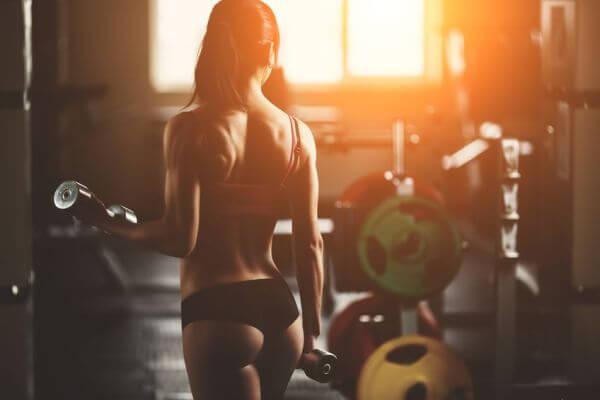 Комплексные тренировки на все мышцы для девушек