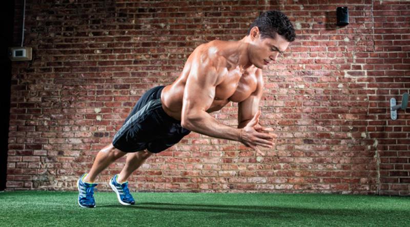 Самые эффективные отжимания для грудных мышц