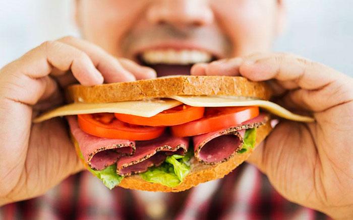 Правильное питание для набора мышечной массы для мужчин - рационы для роста и рельефа мышц