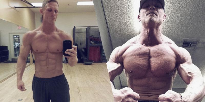 можно ли худому набрать мышечной массы