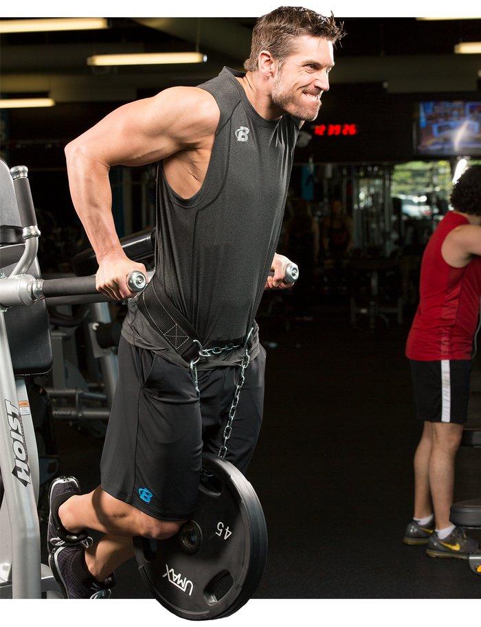 Triceps push ups
