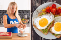 Питание для роста мышц у девушек