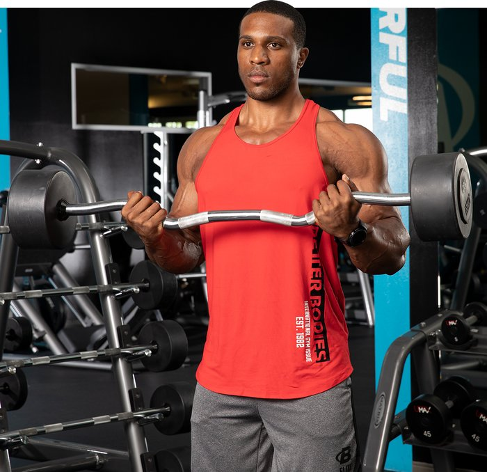 Biceps Barbell Lifting