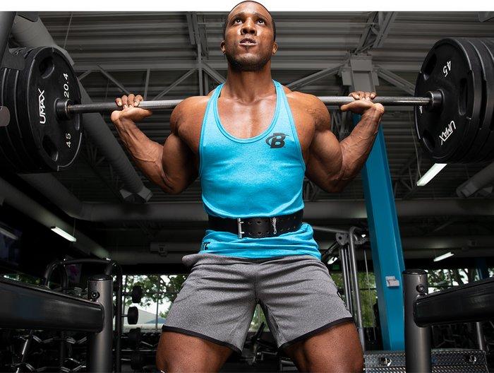 Shoulder Squats