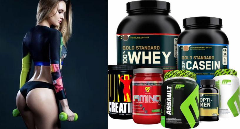 Спортивное питание при тренировках на жиросжигание