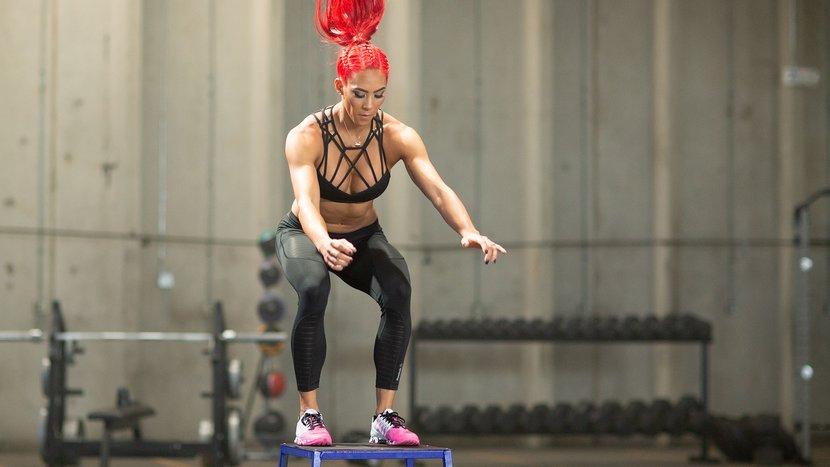 Тренировка на рельеф мышц