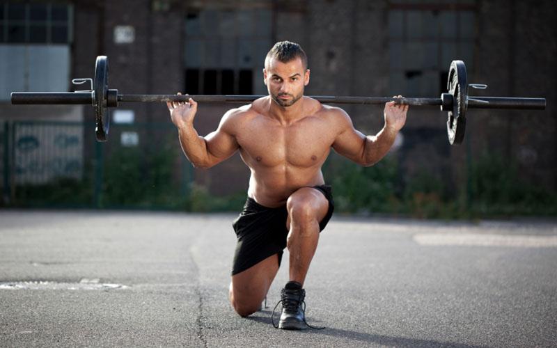 Тренировка ног без приседаний со штангой