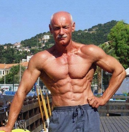 Мышечная масса после 50 лет