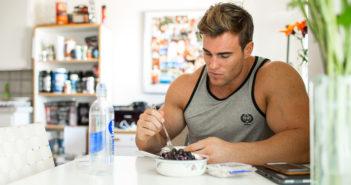 Питание до и после тренировки для роста мышц