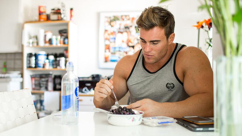 Питание до и после тренировки для набора мышечной массы Питание при тренировках на массу
