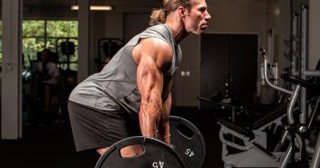 Тренировка ягодичных мышц