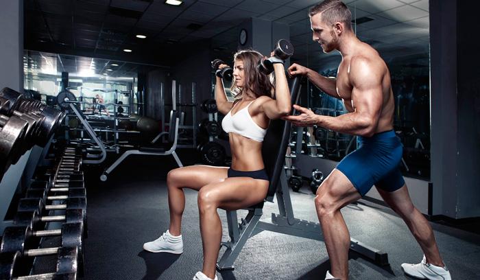 Тренировка на все тело