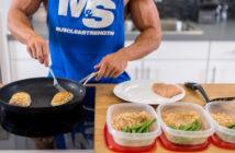 Рацион питания для мужчин для набора мышечной массы