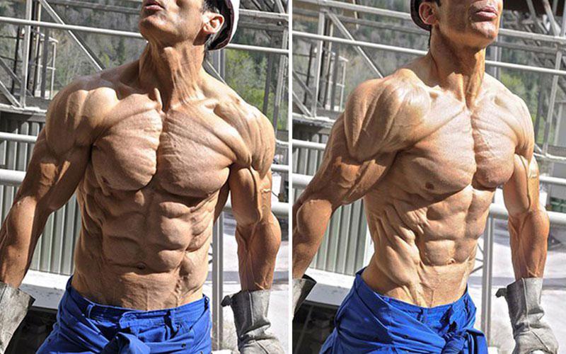 Спортивное питание при сушке тела для мужчин