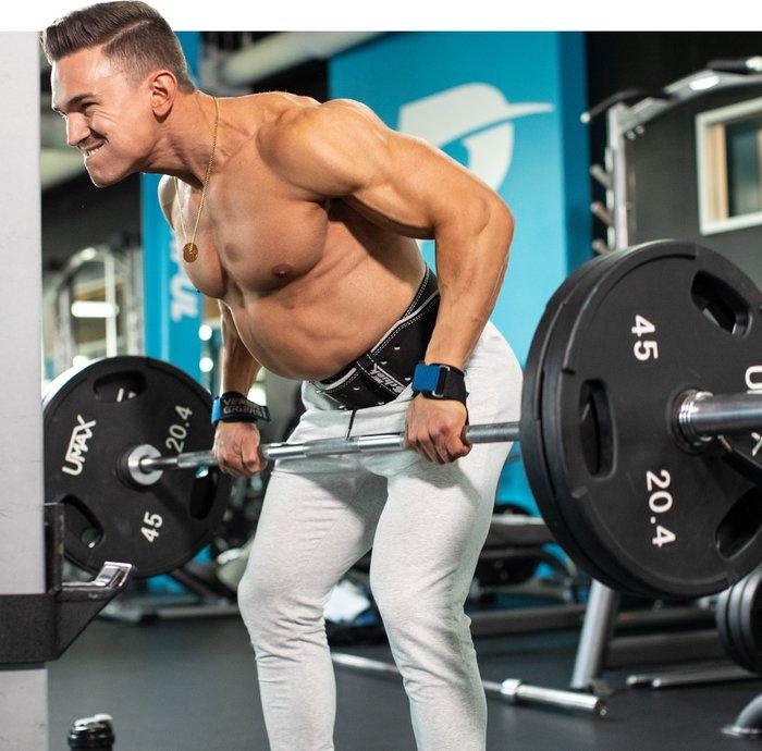 Лучшие упражнения для прокачки спины