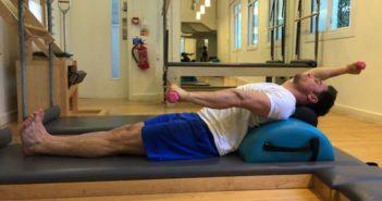 Упражнения пилатеса