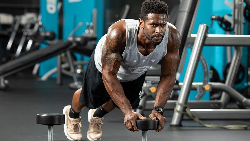 Лучшие упражнения с гантелями для всех групп мышц
