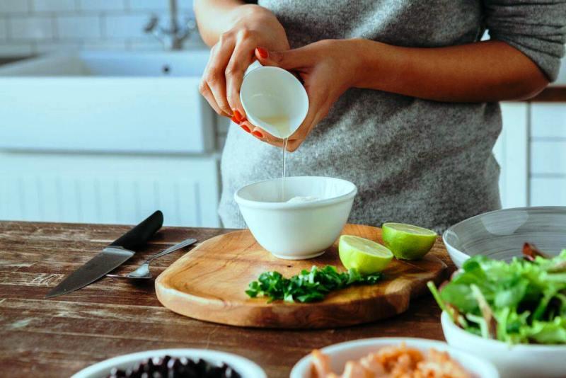 Здоровые жиры в пище