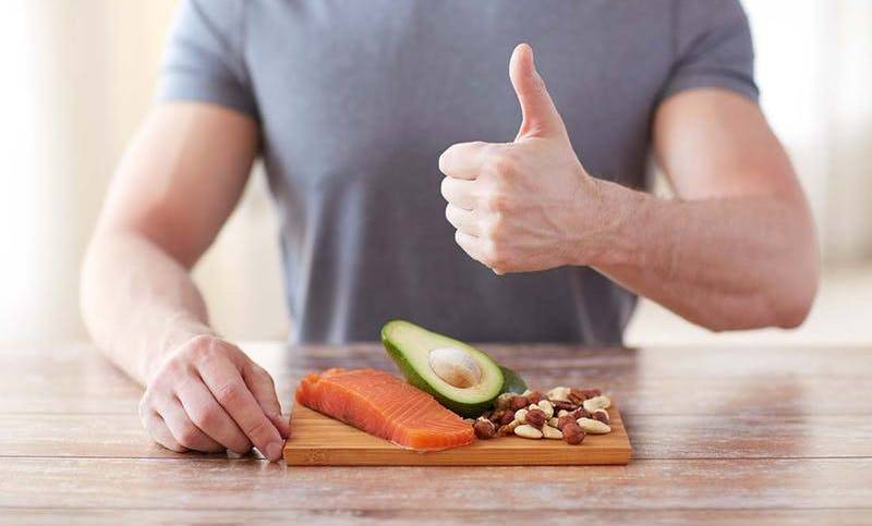 Виды кето диеты