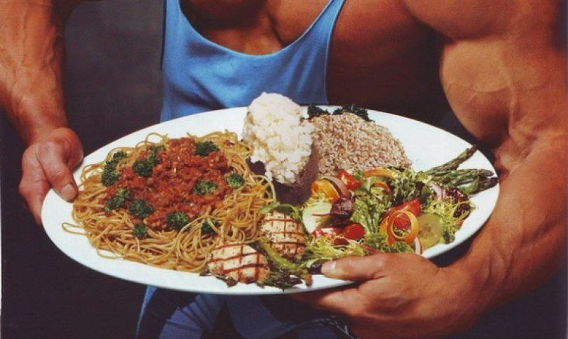 Правильное питание в течении дня
