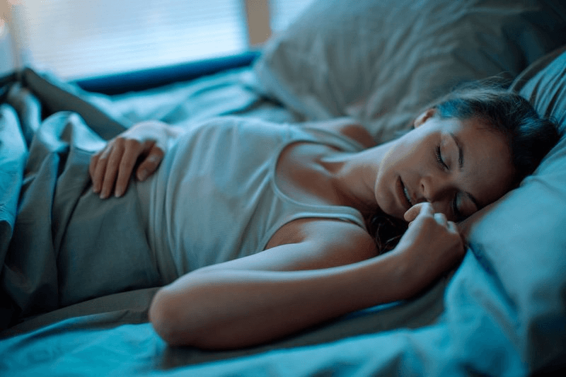 Больше спите