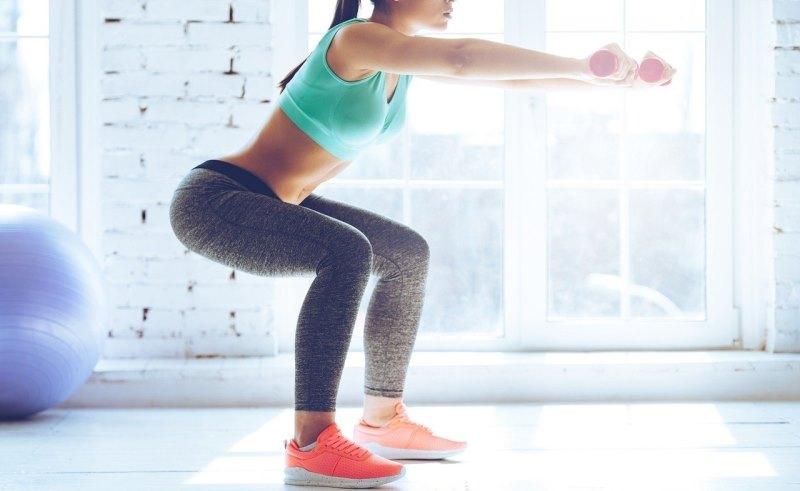 Тренировки помогают убрать целлюлит